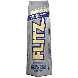 Flitz Multi-Surface Cleaner Polish - Flitz Chrome & Stainless Steel Cleaner - 16 oz