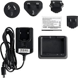 Garmin Zumo Lithium-Ion Battery And Charger - J&M License Plate CB Antenna Kit