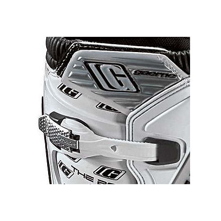 Gaerne Fastback Buckle Levers - White - Main