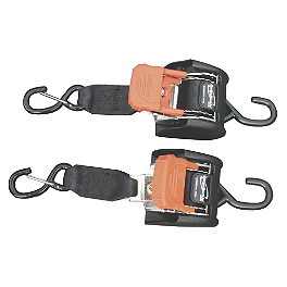 CargoBuckle G3 Tie Downs - CargoBuckle S-Hook Adapters - Pair