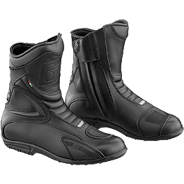 Gaerne G.Flow Boots - SIDI Traffic Air Boots