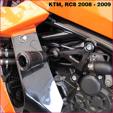 GB Racing No Mod Frame Slider Kit - Main
