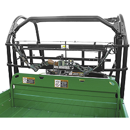 Great Day Universal Power Ride Bow Carrier - 2012 Kawasaki MULE 610 4X4 Great Day Quick Draw Overhead Gun Rack