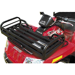 Great Day Mighty Light Front Aluminum Rack - Great Day Mighty Light Deep Rear Aluminum Rack