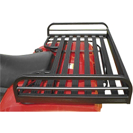 Great Day Mighty Light Rear Aluminum Rack - Great Day Mighty Light Deep Rear Aluminum Rack