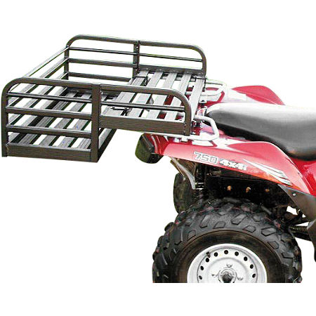 Great Day Mighty Light Deep Rear Aluminum Rack - Main