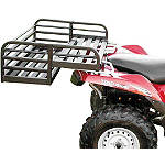 Great Day Mighty Light Deep Rear Aluminum Rack - Great Day Inc. Utility ATV Body Parts and Accessories