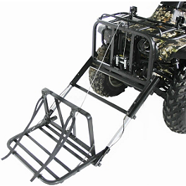 Great Day Power Loader Mounting Kit Arctic Cat Prowler - Great Day Mighty Light Deep Rear Aluminum Rack