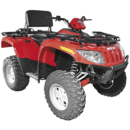 Great Day Ride-N-Rest - 2012 Kawasaki MULE 610 4X4 Great Day Quick Draw Overhead Gun Rack