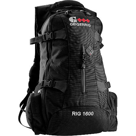Geigerrig Pressurized Rig 1600 Hydration Pack - Main