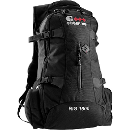 Geigerrig Pressurized Rig 1600 Hydration Pack - Geigerrig Shuttle Hydration Pack