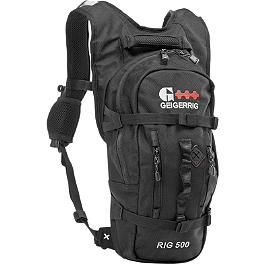 Geigerrig Rig 500 Hydration Pack - Geigerrig The Rig Hydration Pack