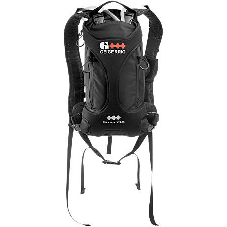 Geigerrig Shuttle Hydration Pack - Main