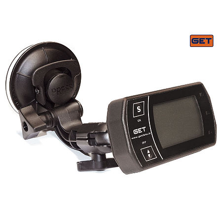 GET Suction Cup Mount For MD60 GPS Lap Timer - Main