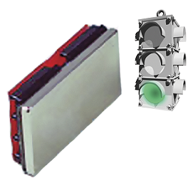 Green Light Trigger - High Power - Adaptiv TPX Radar & Laser Visual Alert