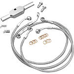 Galfer Front & Rear Brake Line Kit - Galfer Cruiser Brakes