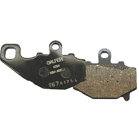 Galfer Semi-Metallic Brake Pads - Rear - Main