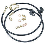 Galfer Super Bike Front Brake Line Kit Black