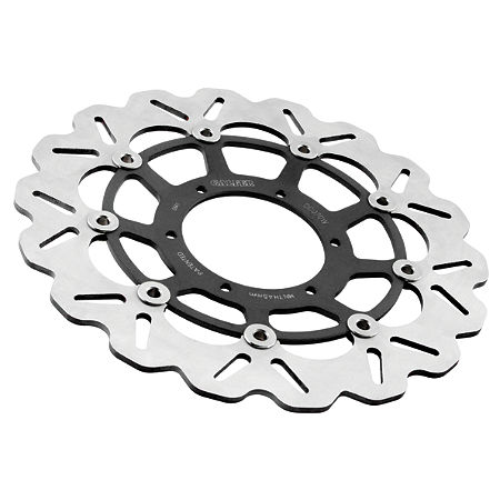 Galfer Wave Brake Rotor - Front - Main