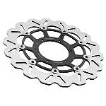 Galfer Wave Brake Rotor - Front Left -  Motorcycle Brakes