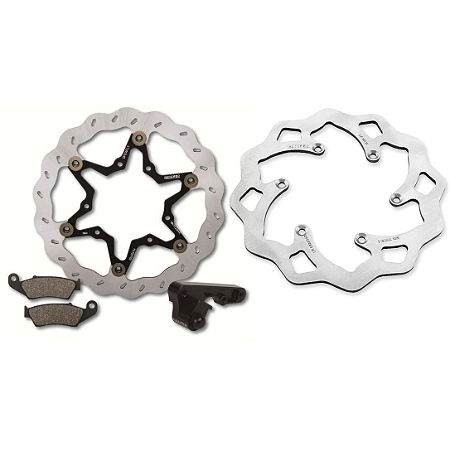 Galfer Wave Superlight Oversize Front Brake Rotor And Rear Rotor Kit - Main