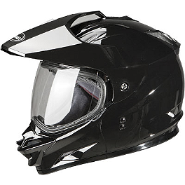 GMAX GM11D Dual Sport Helmet - GMAX GM11D Replacement Shield