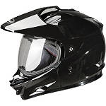 GMAX GM11D Dual Sport Helmet - GMAX Helmets Dirt Bike Protection