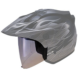 GMAX GM27 Shield - GB Racing Protection Bundle With Frame Sliders