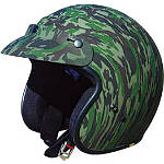 GMAX GM2 Helmet - Camo - Dirt Bike Helmets and Accessories