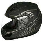 GMAX GM44 Modular Helmet - Derk -  Dirt Bike Flip Up Modular Helmets