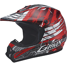 GMAX GM46X Helmet - Shredder - M2R MX-1 Helmet - Element