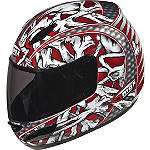 GMAX GM48 Helmet - Bones - Full Face Dirt Bike Helmets