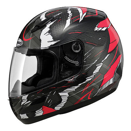 GMAX GM48 Full Face Helmet - Shattered - Main