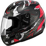 GMAX GM48 Full Face Helmet - Shattered - GMAX Helmets & Accessories