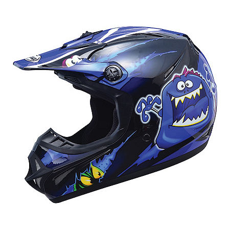 GMAX GM46Y Youth Helmet - Kritter II - Main