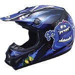 GMAX GM46Y Youth Helmet - Kritter II - Dirt Bike Off Road Helmets
