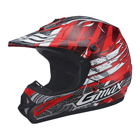 GMAX GM46Y Youth Helmet - Shredder - Main