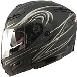 GMAX GM54 Modular Helmet - Derk -  Dirt Bike Flip Up Modular Helmets