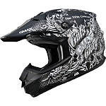 GMAX GM76X Helmet - Conviction - GMAX Helmets Dirt Bike Helmets and Accessories