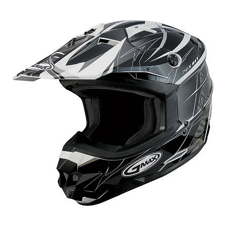 GMAX GM76X Helmet - Player - Main