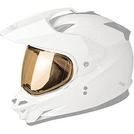 GMAX GM11D Replacement Shield - GMAX GM11D Dual Sport Helmet
