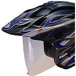 GMAX GM27 Visor - Dirt Bike Products