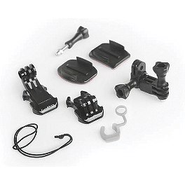 GoPro Hero Grab Bag - GoPro Helmet Front Mount