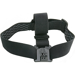 GoPro Head Strap Mount - GoPro HERO3 The Frame