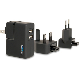 GoPro Wall Charger - MaxFlash Action Class 10 Micro SD Memory Card
