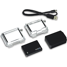 GoPro Battery BacPac (Non-Current) - GoPro HERO3 The Frame