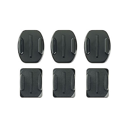 GoPro Flat + Curved Adhesive Mounts - Main