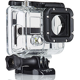 GoPro HERO3 Skeleton Housing - Shock Doctor Youth Braces Mouthguard