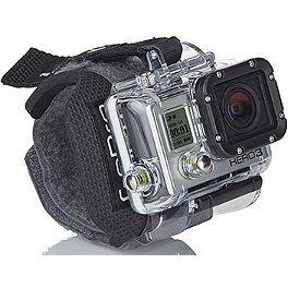 GoPro HERO3 Wrist Housing - Thor Bomber Replacement Lens