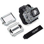 GoPro Handlebar / Seatpost Pole Mount - Utility ATV Helmets and Accessories